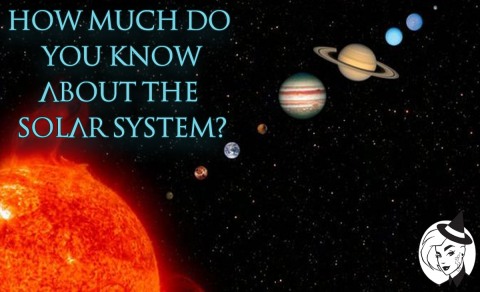 The Chip Witch's Planetary Quiz