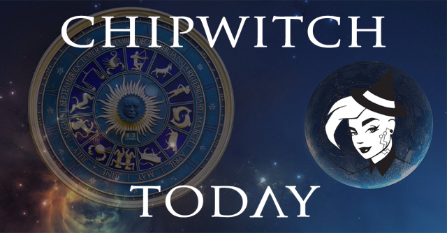 ChipWitch Today for 24 October, 2020
