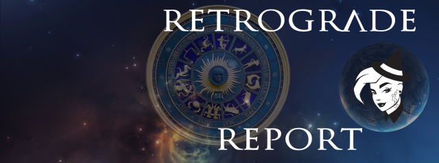 Retrograde Report for 4 September, 2020