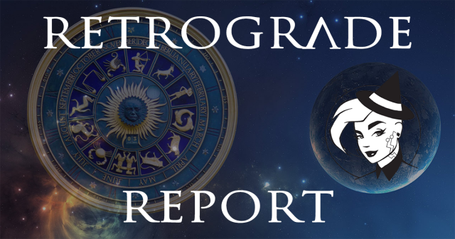 Retrograde Report for 25 September, 2020