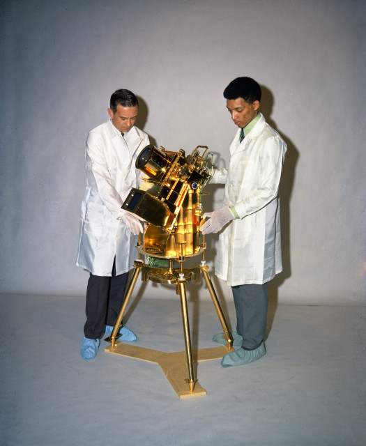 Looking Back: Dr. George Carruthers and Apollo 16 Far Ultraviolet Camera/Spectrograph