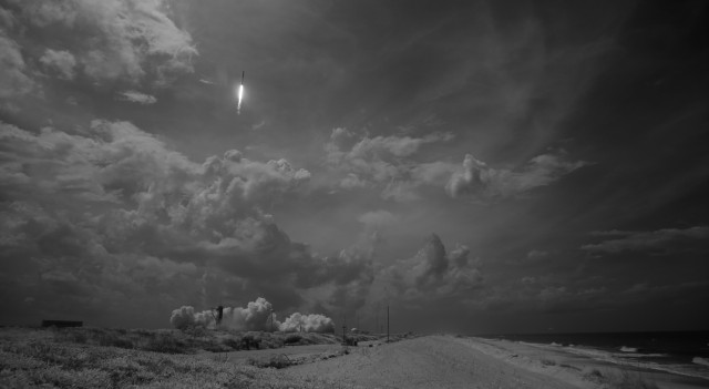 SpaceX Demo 2 Mission Launches into History