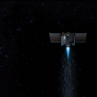 NASA's OSIRIS-REx Mission Plans for May Asteroid Departure