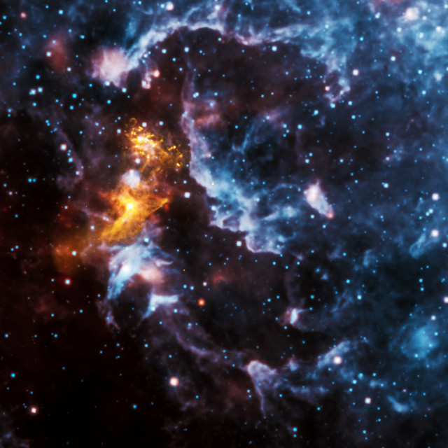 Pareidolia: Seeing Shapes in the Cosmos