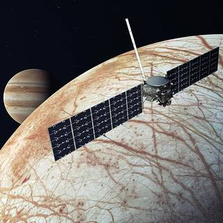 NASA Awards Launch Services Contract for Europa Clipper Mission