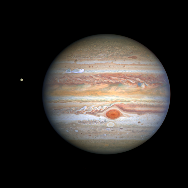 A New View of Jupiter's Storms